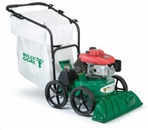 Billy Goat TKV650SPH Lawn and Litter Vacuum