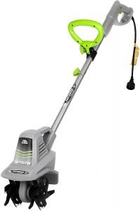 Earthwise TC70025 7.5-Inch 2.5-Amp Corded Electric Tiller
