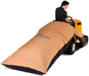 TerraKing 54 Cu. Ft. Pro Leaf Bag - 120-inch Opening
